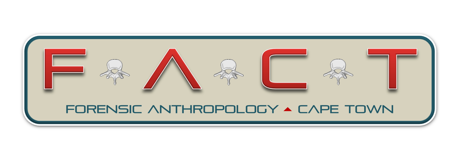 Forensic Anthropology Cape Town Fact Division Of Clinical Anatomy And Biological Anthropology